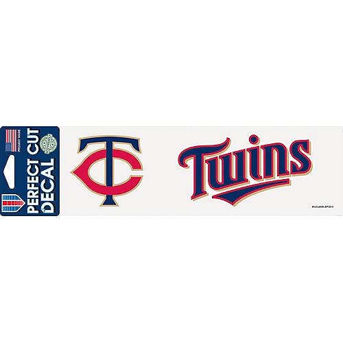 Minnesota Twins Decal Image #1