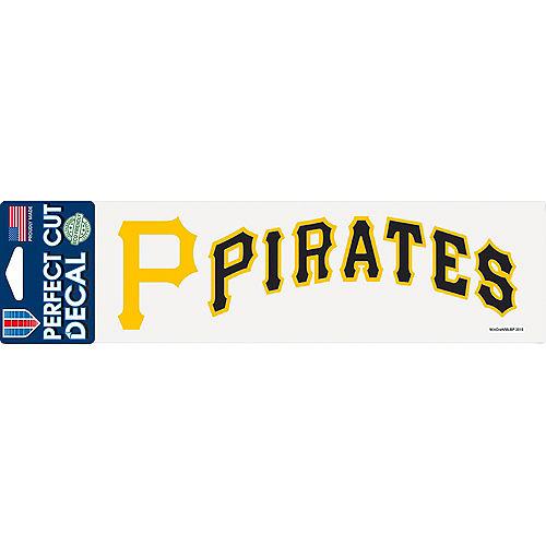 Pittsburgh Pirates Decal Image #1