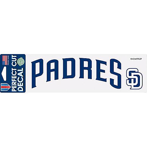 San Diego Padres Decal Image #1