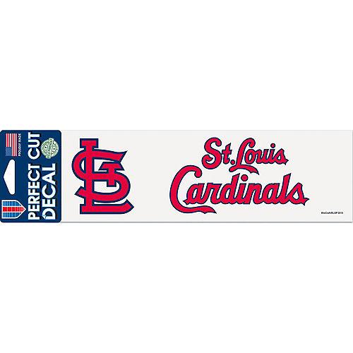 St. Louis Cardinals Decal Image #1