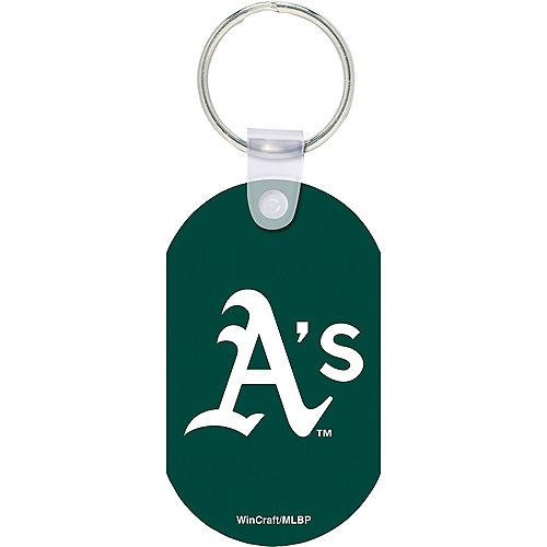 Oakland Athletics Keychain Image #1