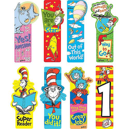 Dr. Seuss Bookmarks 50ct Image #1