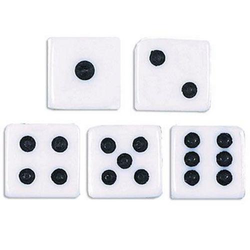 Roll the Dice Casino Poker Kit Image #2