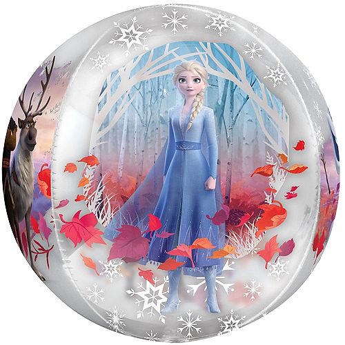 Frozen 2 Balloon - See Thru Orbz Image #2