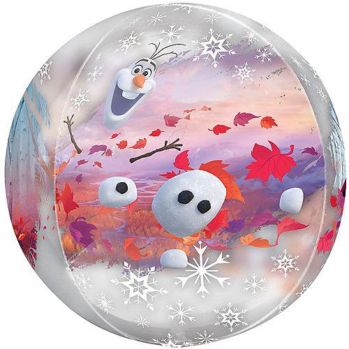 Frozen 2 Balloon - See Thru Orbz Image #3