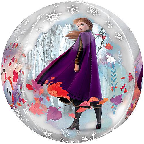 Frozen 2 Balloon - See Thru Orbz Image #4