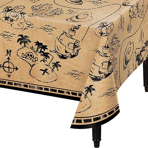 Treasure Island Pirate Table Cover Image #1