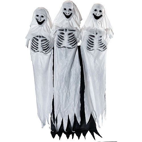 Animated Ghostly Trio Image #2
