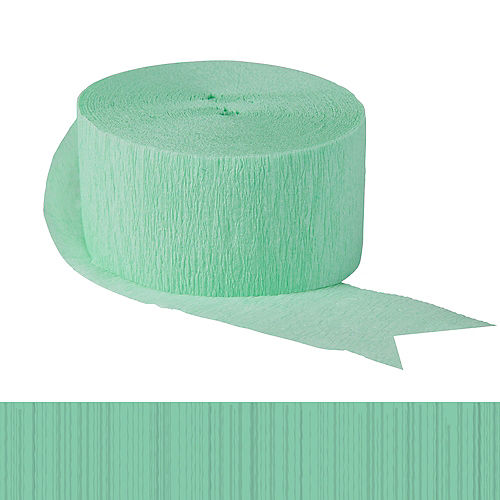 Mint Green Streamer Image #1