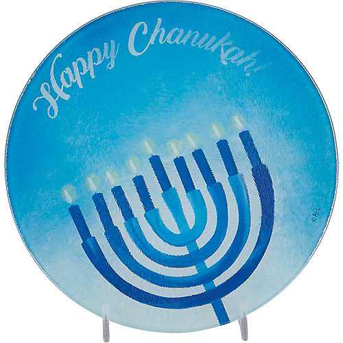 Happy Chanukah Trivet Image #1