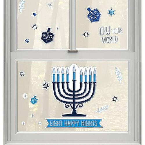 Hanukkah Decals 25ct Image #1