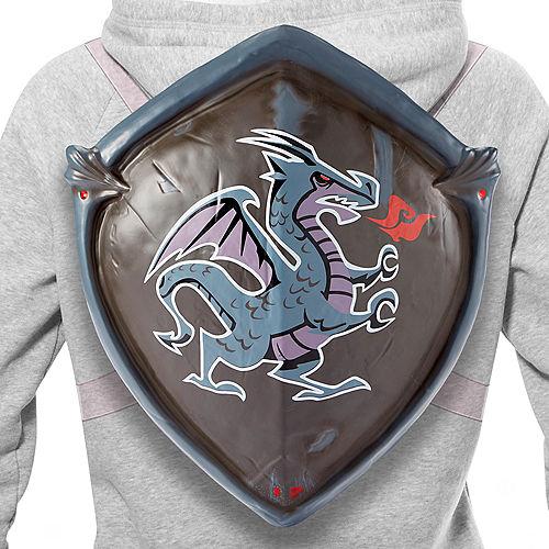 Black Shield Back Bling - Fortnite Image #1