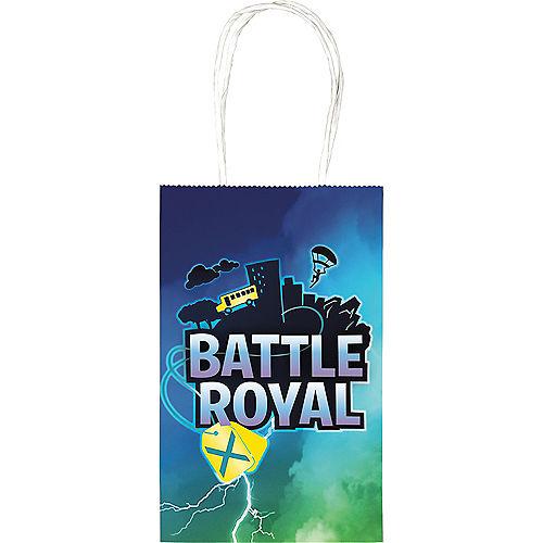 Battle Royal Kraft Bags 8ct Image #1