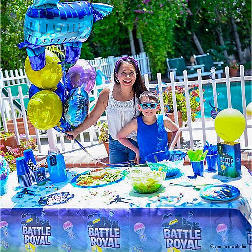 Battle Royal Swirl Decorations 12ct Image #2