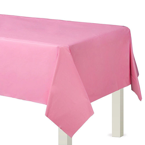 Pink Paper Tableware Kit for 50 Guests Image #6