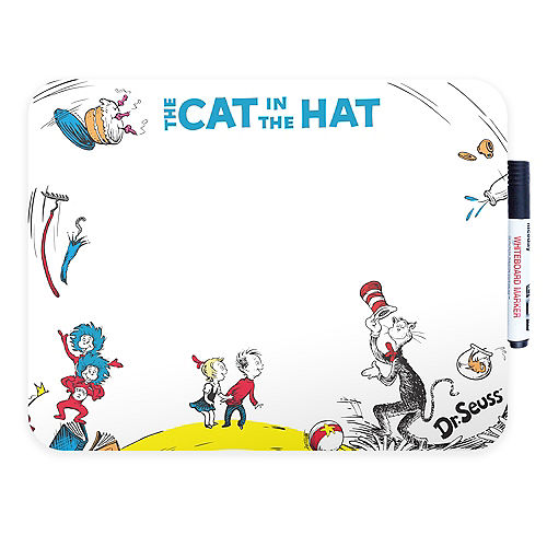 The Cat in The Hat Dry Erase Board - Dr. Seuss Image #1