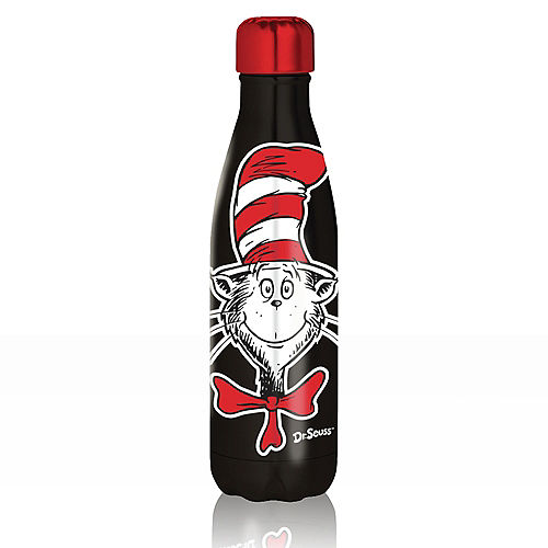 Black Cat in The Hat Travel Bottle - Dr. Seuss Image #1