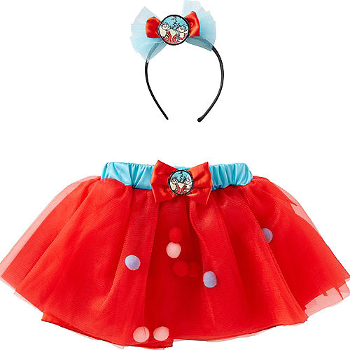 Child Thing 1 Costume Accessory Kit - Dr. Seuss Image #1