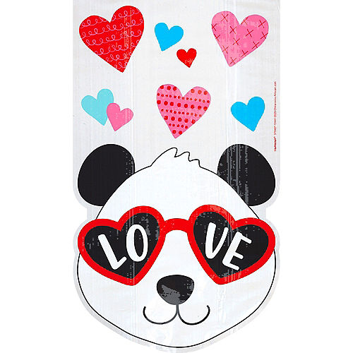 Cuddly Cubs Valentine's Day Treat Bags 20ct Image #1