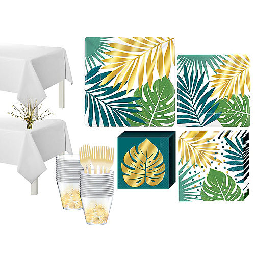 Super Key West Tableware Kit for 16 Guests Image #1