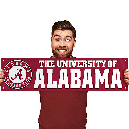 Small Alabama Crimson Tide Banner Image #1