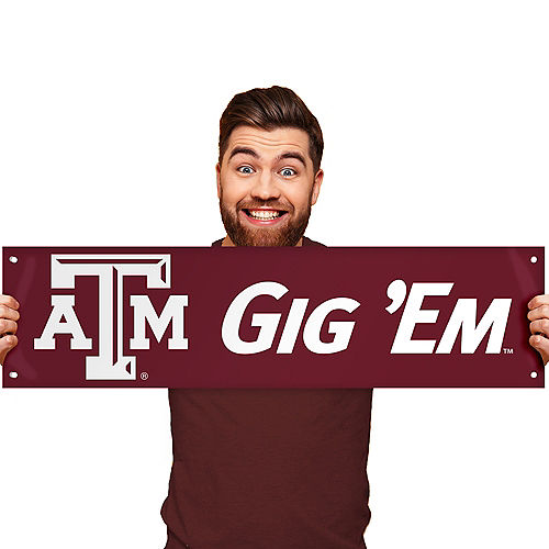 Small Texas A&M Aggies Banner Image #1