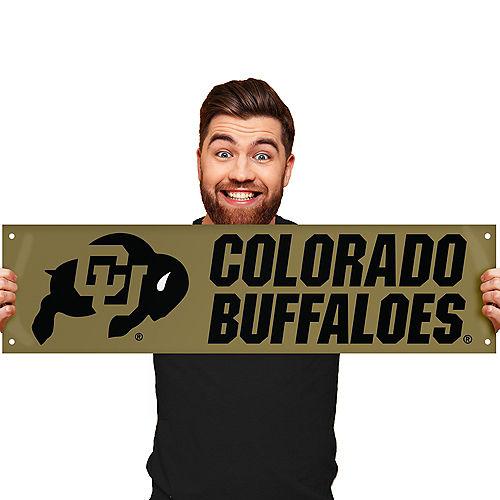 Small Colorado Buffaloes Banner Image #1