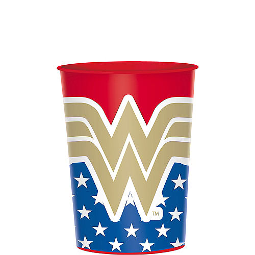 Wonder Woman Favor Cup Image #1