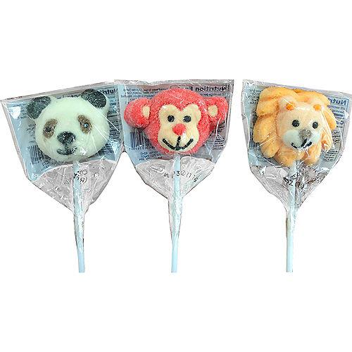 Mini Marshmallow Animal Lollipop Image #1