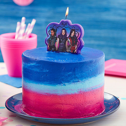 Wilton Descendants 3 Birthday Candle Image #3