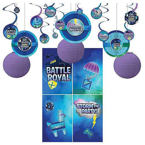 Battle Royal Decorating Kit Image #1