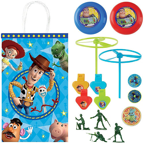 Toy Story 4 Favor Kit for 8 Guests Image #1