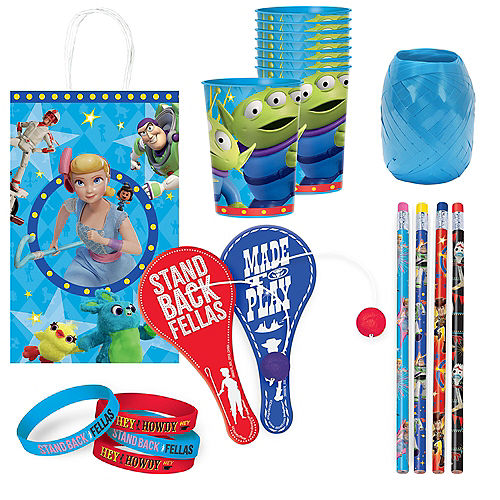Super Toy Story 4 Favor Kit for 8 Guests Image #1