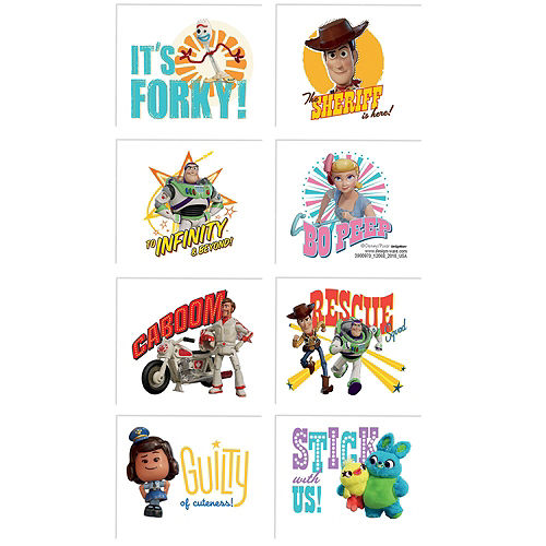 Ultimate Toy Story 4 Favor Kit for 8 Guests Image #3