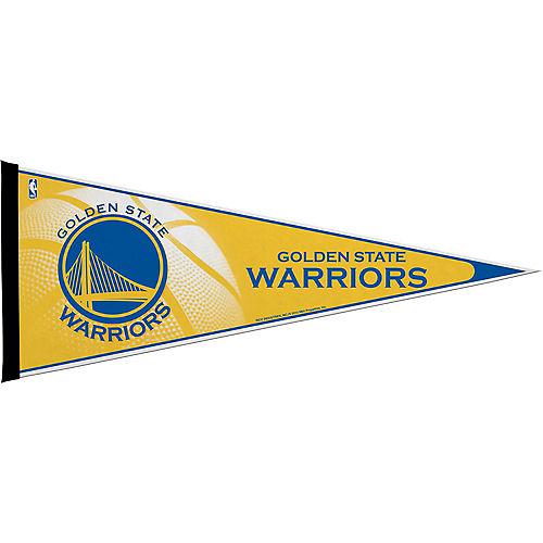 Premium Golden State Warriors Pennant Flag Image #1