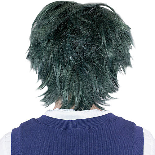 Forest Green Mix Apollo Wig Image #2