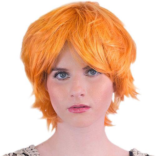 Sunny Orange Apollo Wig Image #1