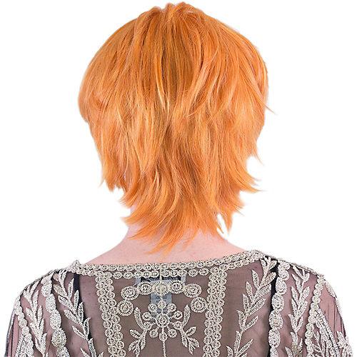 Sunny Orange Apollo Wig Image #2