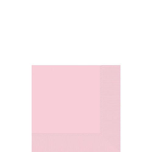 Blush Pink Beverage Napkins 50ct Image #1
