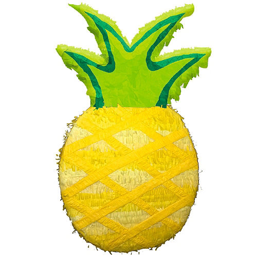 Pineapple Pinata Kit with Favors Image #2