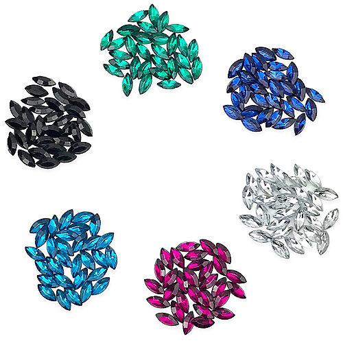 DIY Multicolor Marquis Gemstones Image #1