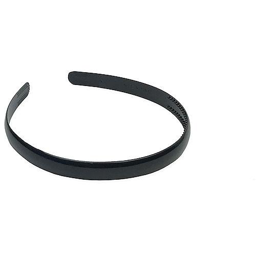 Adult Black Headband Image #1