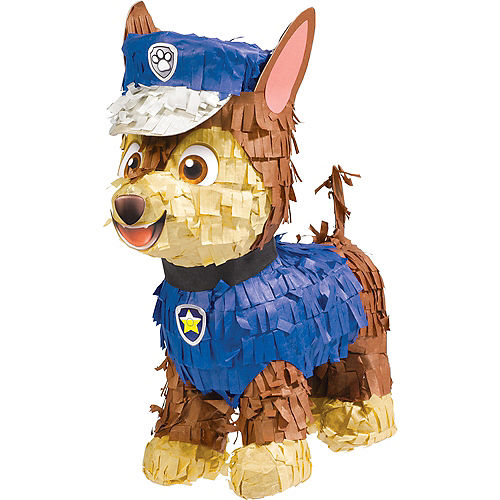 Mini Chase Pinata Decoration - PAW Patrol Adventures Image #1