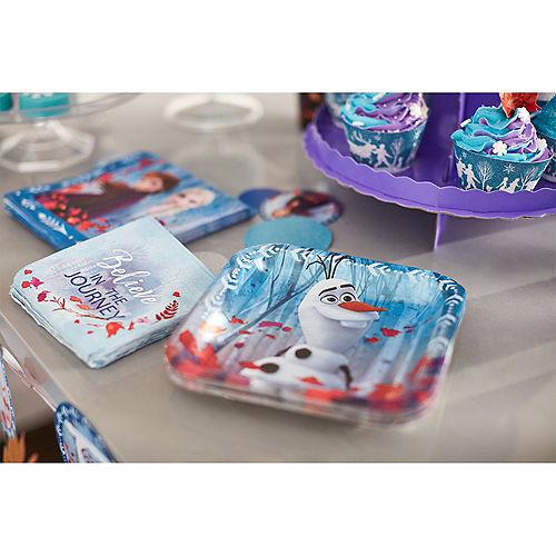Frozen 2 Dessert Plates 8ct Image #2