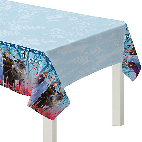 Frozen 2 Table Cover Image #1