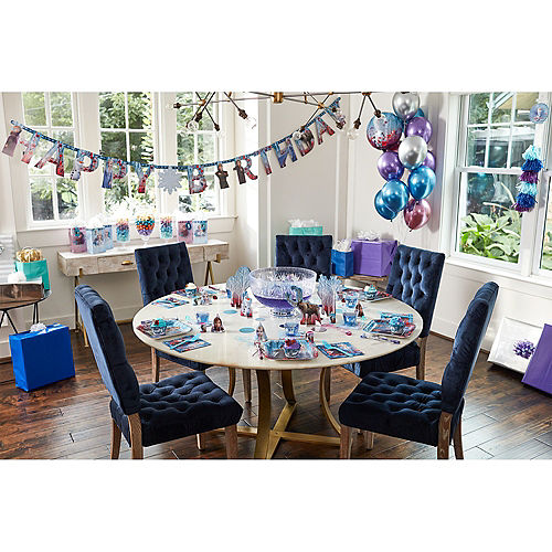 Frozen 2 Birthday Banner Kit Image #2