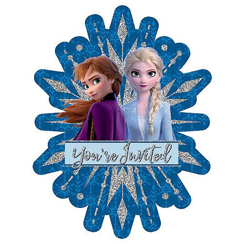 Frozen 2 Invitations 8ct Image #1