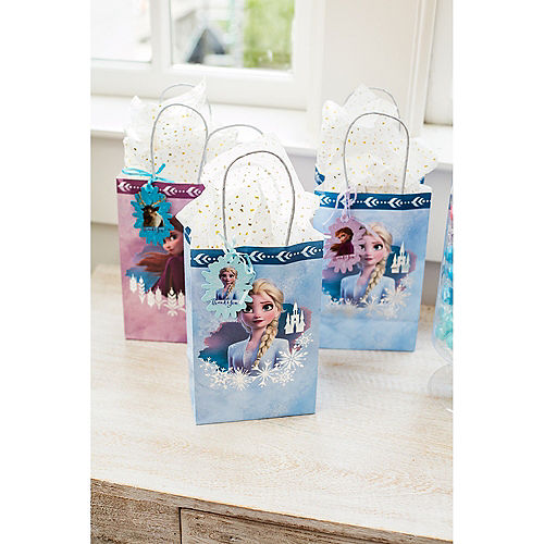 Frozen 2 Thank You Tags 8ct Image #2