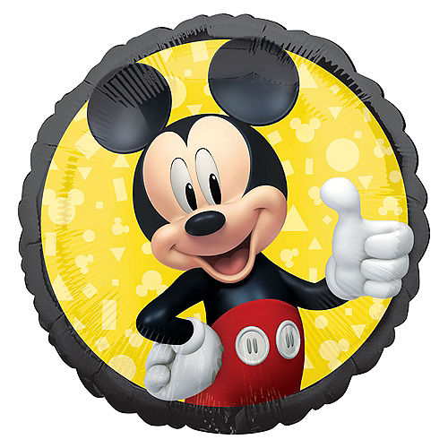 Mickey Mouse Forever Balloon Image #1