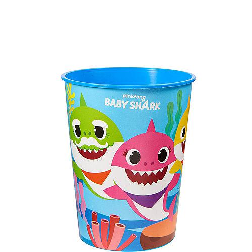 Baby Shark Favor Cup Image #1